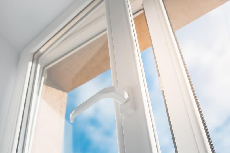 Zuverlässige PVC-Fenster
