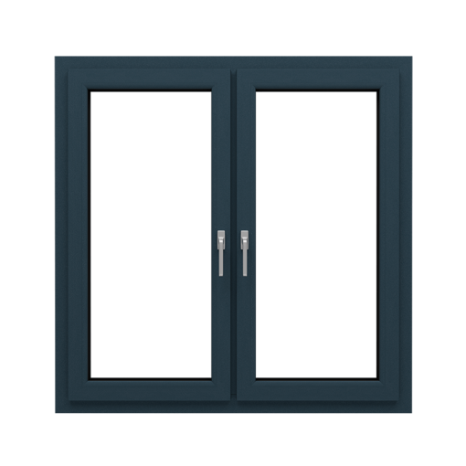 T-Passive Classic okno renowacyjne kolor antracyt struturalny