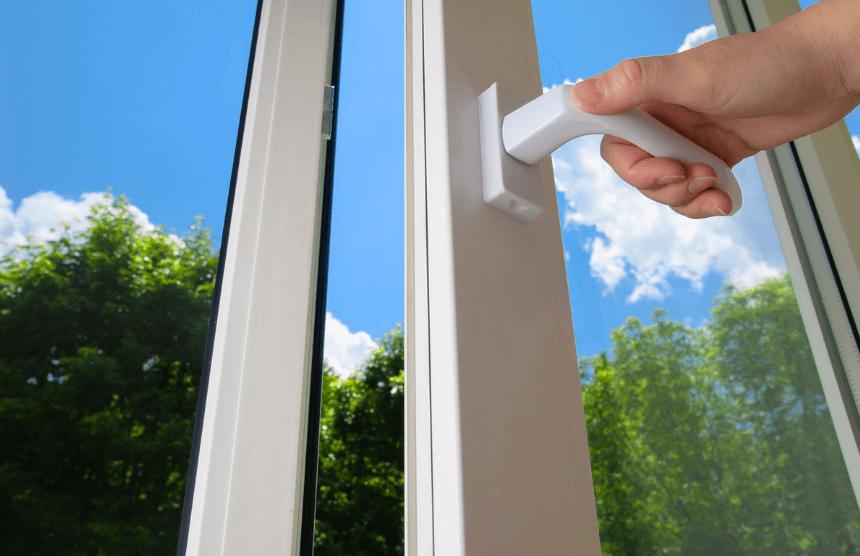 Fensterklinken Budvar